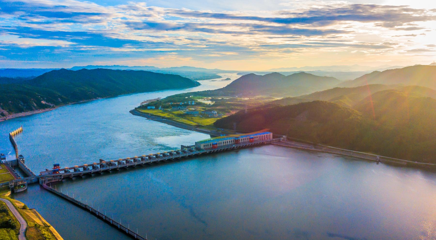 红外热像仪助力水利事业发展